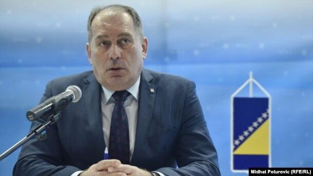 Dragan Mektić: Mislim da bi najbolje bilo da Dodik podnese ostavku