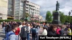 Контрольная прогулка по Москве писателей и музыкантов