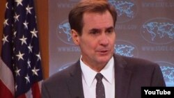 John Kirby, State Department spokesman (file photo)