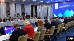 Sastanak ministara vanjskih poslova na samitu