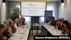 Forumul republican al mediatorilor comunitari
