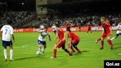 Azərbaycan-Almaniya oyunu
