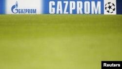 Reklamë e Gazpromit