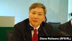 Директор Всемирного банка по делам Украины, Беларуси и Молдовы Чимао Фан.