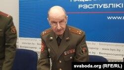 Уладзімер Макараў, архіўнае фота