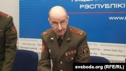 Палкоўнік Уладзімер Макараў.