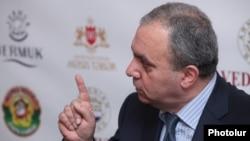 Депутат от АНК Грант Багратян