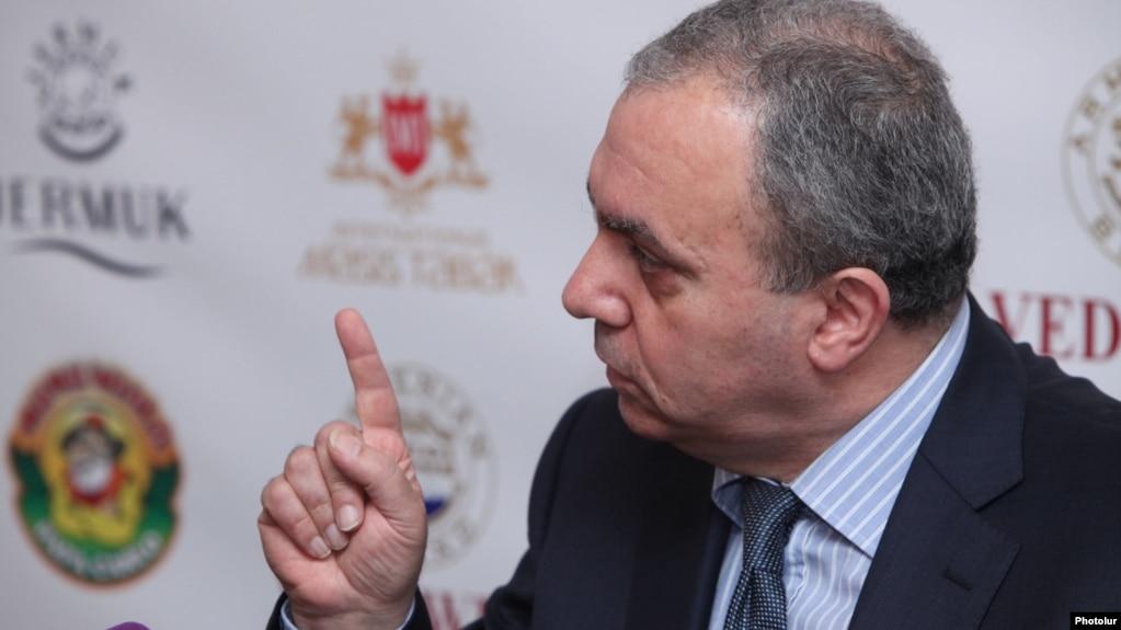 Ռուսաստանը կպատասխանի շատ շռնդալից՝ կասի՝ ընկել ես Արևմուտքի խելքի՞ն
