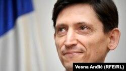 Oleksandar Aleksandrovič, ambasador Ukrajine u Srbije