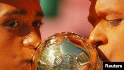 Braziliya yığmasının fanatları dünya kuboku ilə vidalaşırlar