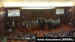 Pamje nga Kuvendi