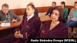 """Мимоза Клековска, докторант по технички науки на универзитет """"Свети Климент Охридски""""- Битола."""