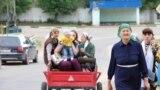 Oameni și locuri la Ciorești, Nisporeni