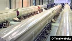 موشکهای قیام، ساخت ایران