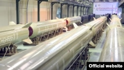 موشک قیام ساخت ایران