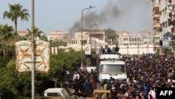 Protestat në Egjipt