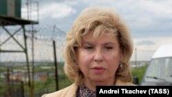 Rusiye insan aqları vekâletlisi Tatyana Moskalkova