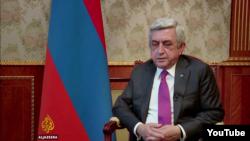 Սերժ Սարգսյանը վաղ է համարում վարչապետի պաշտոնում իր առաջադրման մասին խոսելը