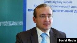 Andrey Ivanetc, Prezident Memurieti yanında vaqtınca işğal etilgen topraqlar boyünca bölük reberi