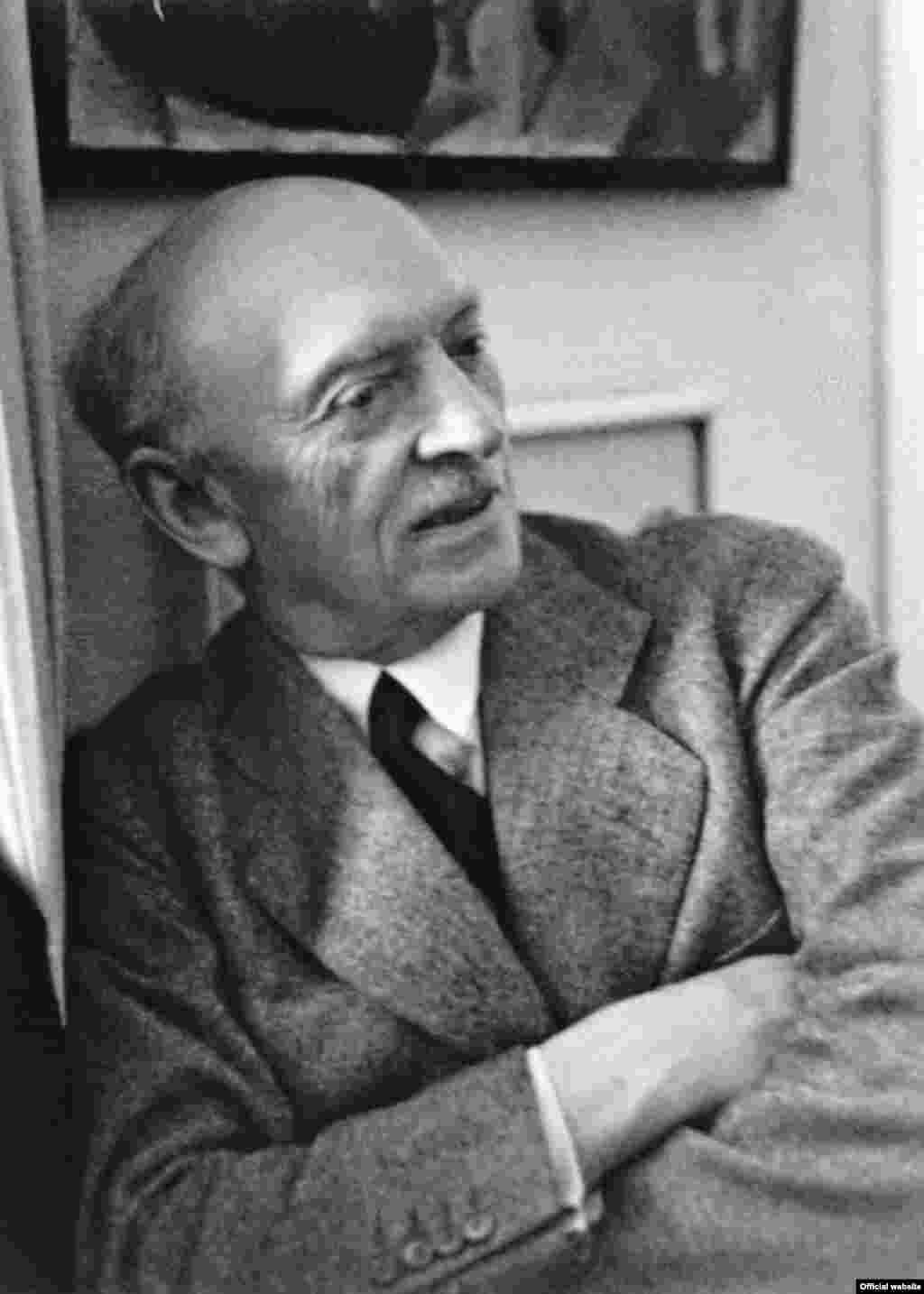 Emil Nolde în 1937.