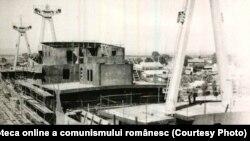 Şantierul Naval Galaţi era considerat o bijuterie a industriei navale și un ajutor neprețuit pentru Combinatul siderurgic.(1970) Fototeca online a comunismului românesc; cota:213/1970