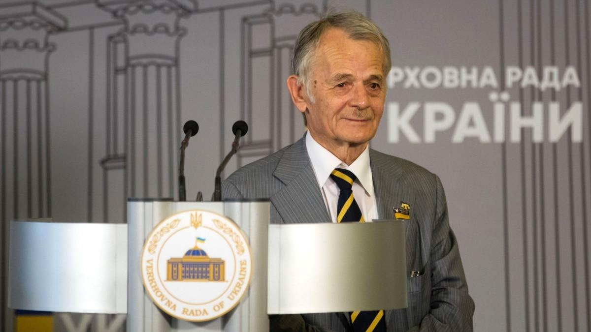 В Крыму заявили о завершении расследования «уголовного дела» против Мустафы Джемилева