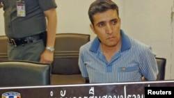 محمد خزایی، یکی از متهمان حمله تروریستی، در فرودگاه بانکوک دستگیر شد