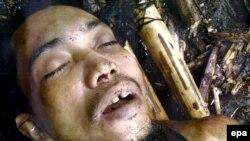 جسد خدافی جنجلانی، ماه پیش به دست نیروهای دولتی فیلیپین افتاد