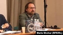 Сергій Чапнін, російський журналсіт, видавець, релігійний оглядач