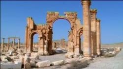 Militanti uništili drevnu Palmiru