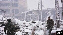 Шема -- Шеман Iедалан ницкъийн эскархой Алеппохь, ГIура-бутт, 21, 2016