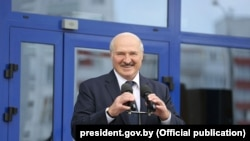 د بیلاروس ولسمشر الکساندر لوکاشینکا