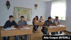 Clasa a 8-a