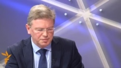 Interview: EU Commissioner Fuele On Balkans (Part 1)