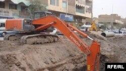 مشروع تنفذه بلدية السماوة
