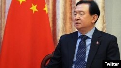 Chang Hua, the ambassador of the Chinese People's Republic in Tehran. FILE PHOTO