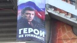 Акция памяти Немцова в Краснодаре