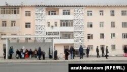 Ашхабад, улица Огузхана