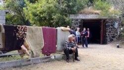 После боев в городе Ясиноватая