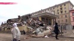 """""""Я хотел помародерствовать"""" - москвичи о сносе палаток возле метро"""