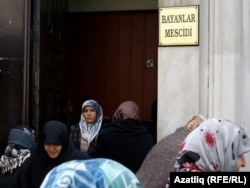 Истанбул мәчетләре хатын-кызлар һәм ир-атлар өчен бертигез шартлар тудырырга тиеш