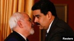 مادورو و ظریف