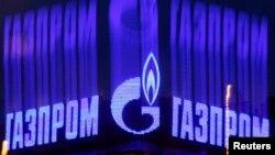 "Реклама ""Газпрома"" в Санкт-Петербурге"