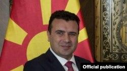 Претседателот на Владата на Република Македонија Зоран Заев