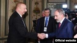 İ.Əliyev və N.Paşinyan