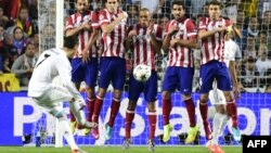 «Real» vs. «Atletico»-
