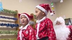 Почему в кыргызских детских садах нет Деда Мороза-мужчины