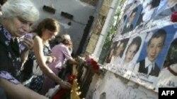 День знаний в бесланской школе №1 заменил день траура. Занятия здесь начнутся только 5 сентября