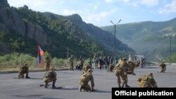 Հյուսիսարևելյան սահմանագոտում տեղակայված զորամասերից մեկում
