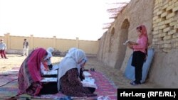 مکتب ابتدائیۀ قریه بکاول در جوزجان